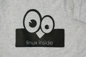 linux shirt by 6-et-O