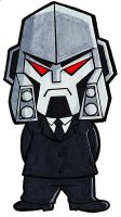Suit Megatron by ellensama