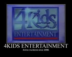 4Kids Entertainment III by NearRyuzaki90