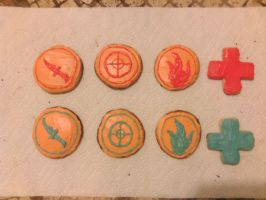 Team Fortress 2 Cookies by Mad-Maximum