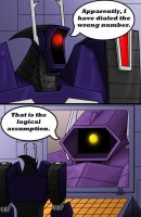 Shockwave meets Shockwave by Wrecker-lady