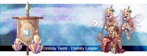 Divinity Leader Signature by lyuma