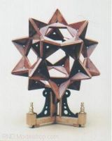 Steampunk Geometric Sculpture by RNDmodels