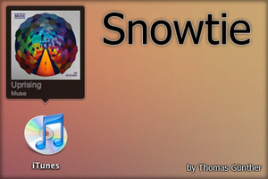 Snowtie - Bowtie Theme by th-guenther
