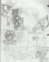Kenji and Vent Comic Final Notebook by Kenji42