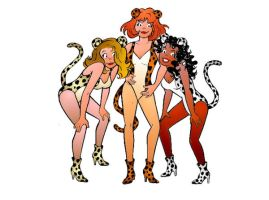 josie and the pussycats 2 by Dennis80