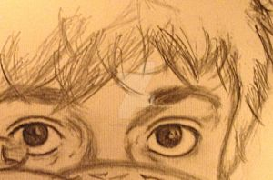 Unfinished Drawing by AndyPeppers