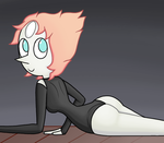 Lounging Pearl by Mrcrabx10
