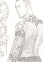Randy Orton by MilanRKO