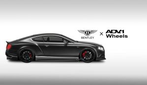 Bentley-Continental GT Speed by CustDe