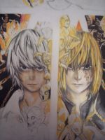 Cover 10 Death Note by EllyMello