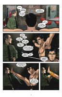 Archer Comic - issue 1, page 03 by StradivariusCain