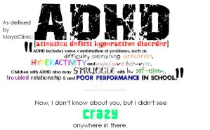 ADHD definition by cheeriosbdr529