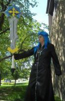 KH: Saix by edgefan-talon