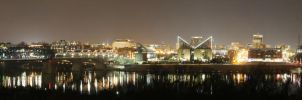 chattanooga riverfront by Silverarrow13