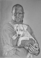 His Dog by pwerner4155