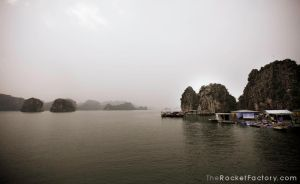 Ha Long Bay 2 by frankrizzo