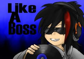 LIKE.A.BOSS by Paws-the-snowleopard