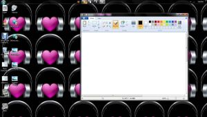 Pink and Black Windows 7 Theme by BerserkPPNK