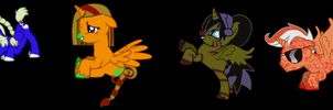 Free Pony Adopts :CLOSED: by Smosher247
