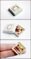 Miniature Pastry Box by Bon-AppetEats