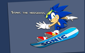 Sonic wallpaper 13 by Hinata70756