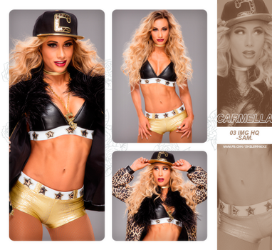Photopack #166 - Carmella by TheNightingale01