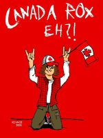 Proud Canadian Youth by I-Am-Canadian-Eh