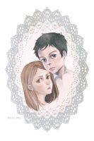 Child Jim and Molly by Terri-Star