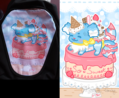 My finished Backpack by PeppermentPanda