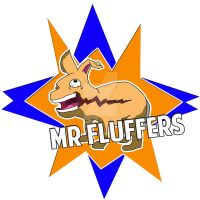 Mr Fluffers (Drawing) by Vendus