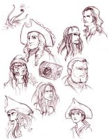 Dead Man's Sketches by CapnFlynn