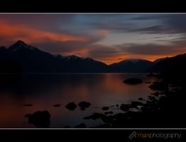 Flat Lake by mark-flammable