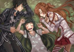 SAO : Those Peaceful Days... by Kai-Yan