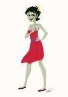 Kanaya by chillyfranco