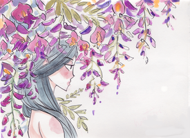 14 of 26 Wisteria by MayFan