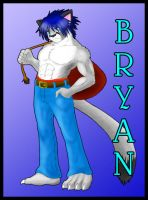 Bryan the cougar by Zephir-Zophar