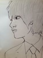 Yesung by KiaLawliet