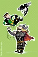 Thor. no. stop. by claudetc