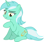 Lyra Finds This Amusing by JunkiesNewb