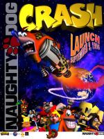 Crash Bandicoot 37 by BrandiSwick227