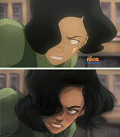 Suyin screencap redraw meme by Youpje