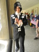 Jafax 2012-Death The Kid by Eishi-Sasazuka-Lover