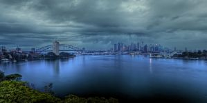 A City Under Siege by MarkLucey