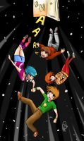 Scott Pilgrim by Gamerdood7