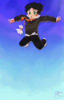 Harry Jumps by Anante