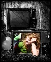 colored television by addnill