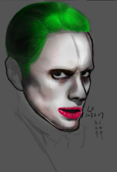 Joker by MarsX0419