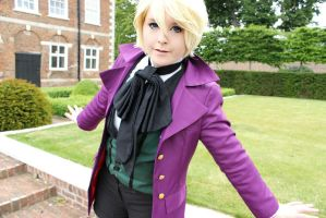 Alois: Hello by Michi-Fox