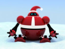 Eve's Father Santa Claus 2 by osmala